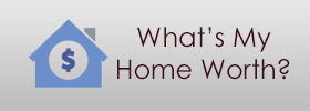 GET THE ESTIMATED VALUE OF YOUR HOME – INSTANTLY!